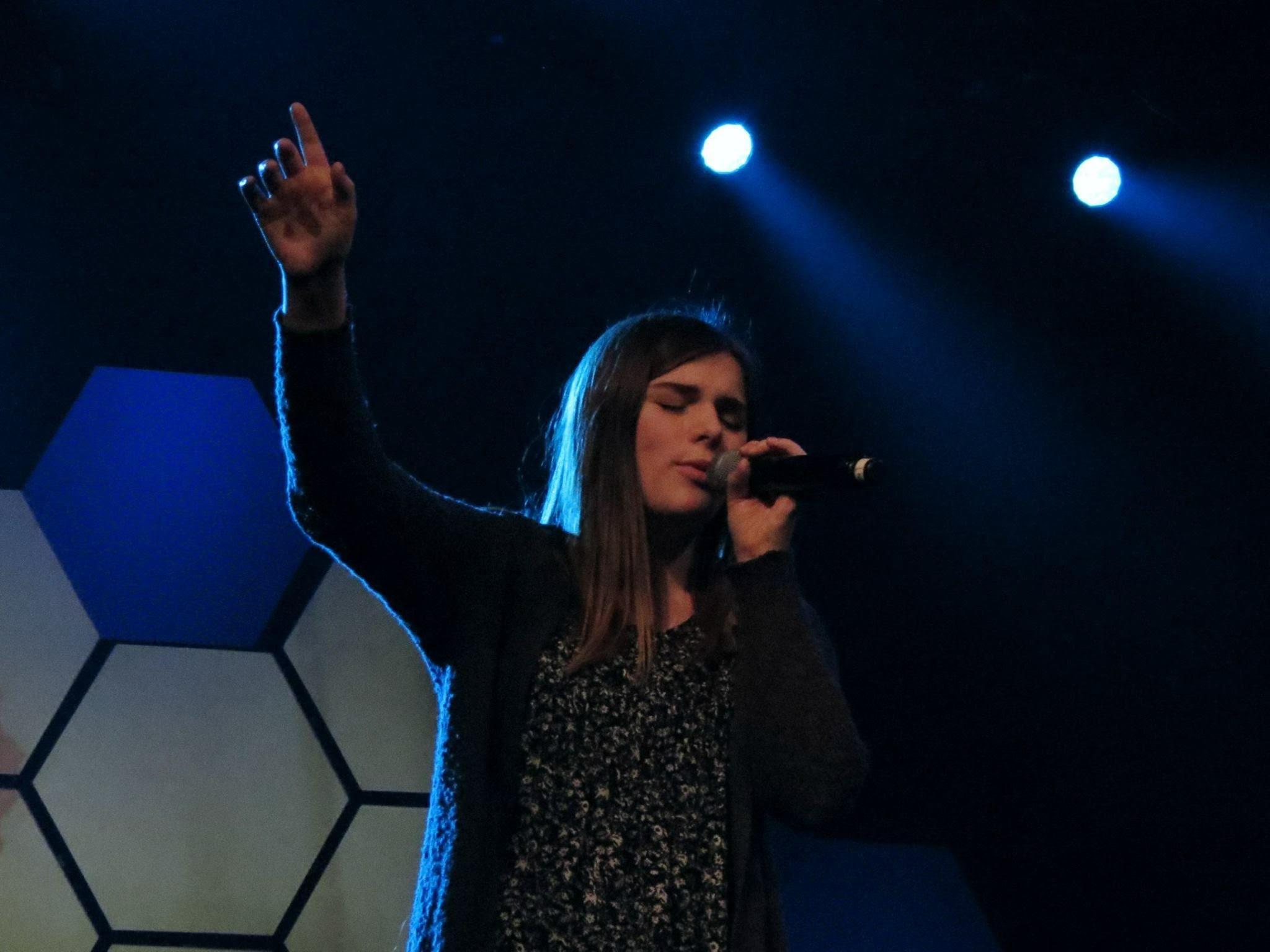 Amanda Riffe is uniting students with hope