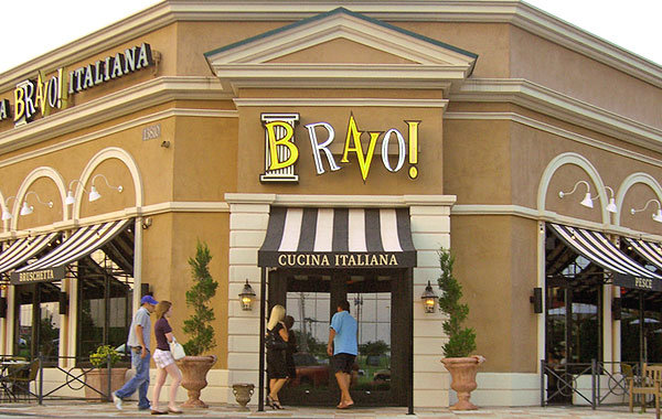 Italian restaurant proves to be not so Bravo!