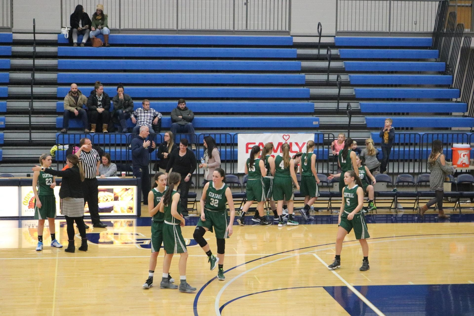 FHC Varsity Girls Basketball vs. GR Christian December 20th