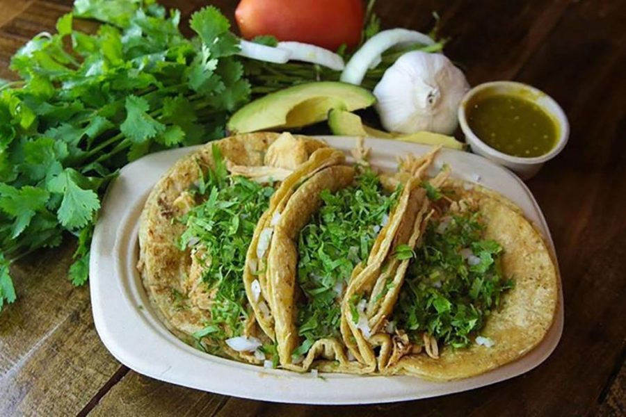 The Tacos Above the Rest