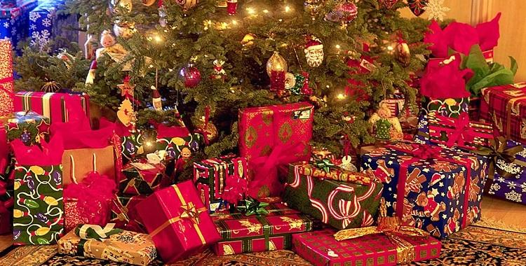 To Actually Buy Presents is the Greatest Gift of Them All