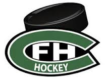FHC hockey defeats EGR 9-1 in round one of the playoffs