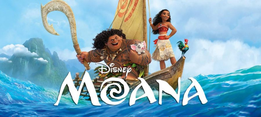 Disney animation continues to impress with Moana
