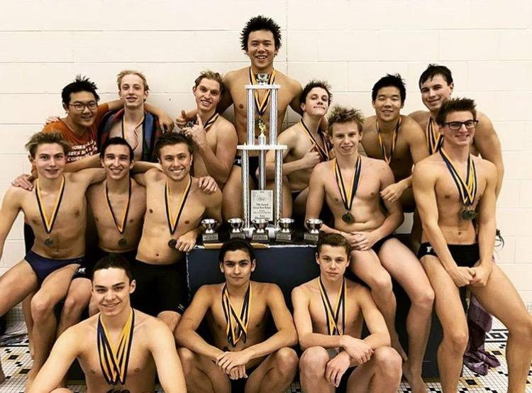 Boys Swim and Dive: Looking to Top Last Year's Success
