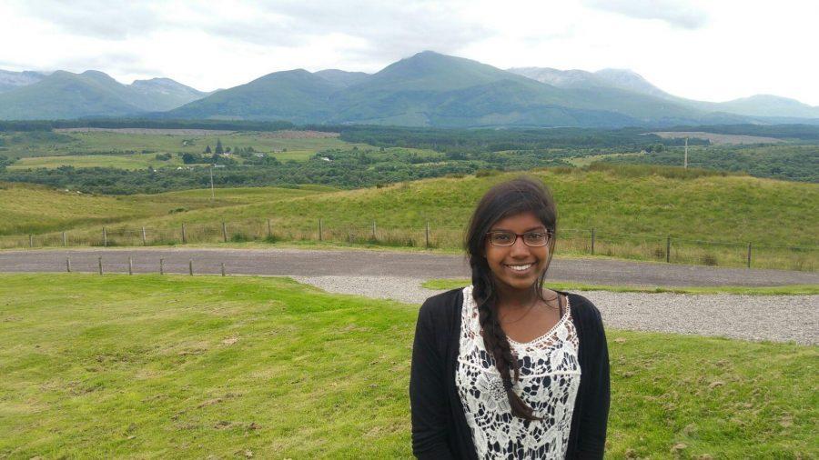 FHC welcomes globally educated student Nisha Rajakrishna