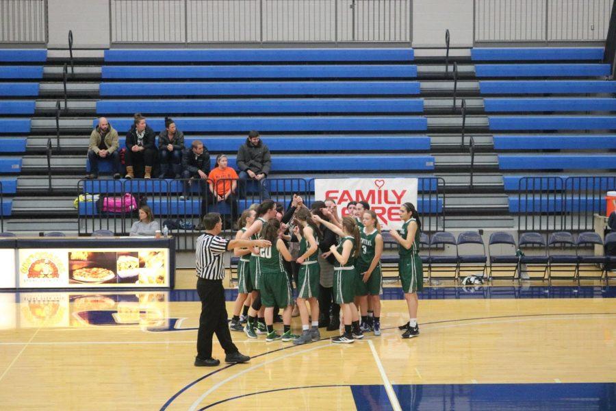 Girls varsity basketball: Overcoming inexperience
