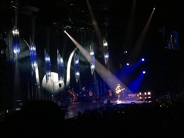 The Lumineers put on the concert of the year