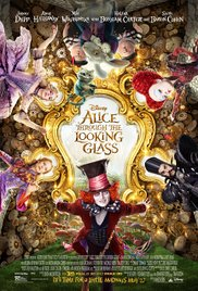 Alice Through the Looking Glass is now on Netflix