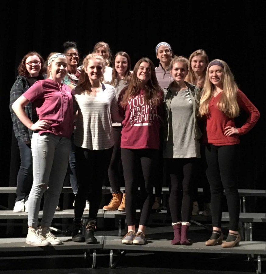 Girls+musical+ensemble+provides+backbone+to+the+spring+musical.