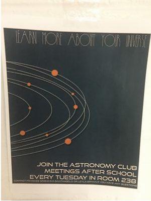 FHC Astronomy Club is