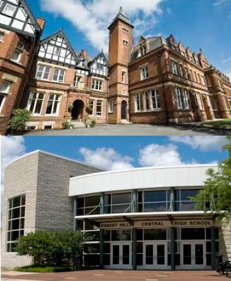 British boarding school vs. American high school