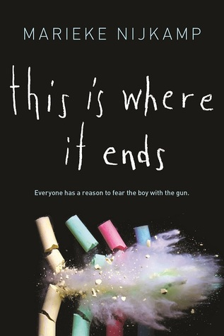 Novel This is Where it Ends lessons the importance of trust in relationships