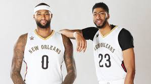 Former Kentucky teammates team up in New Orleans