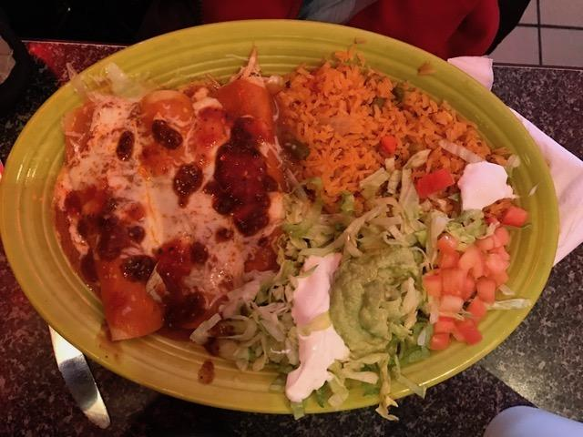 El+Arriero+offers+delicious+Mexican+food+in+a+casual+setting