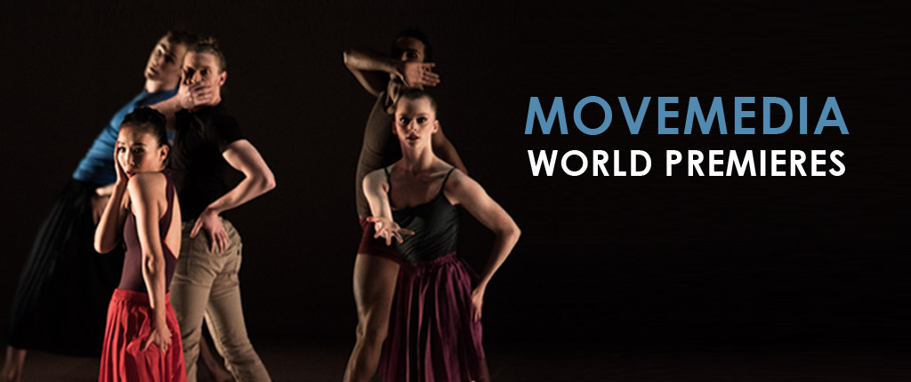 Grand Rapids Ballet Company's performance of Movemedia was breathtaking and beautiful