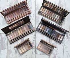 Urban Decay's Naked 2 and Naked Basics palettes evaluated