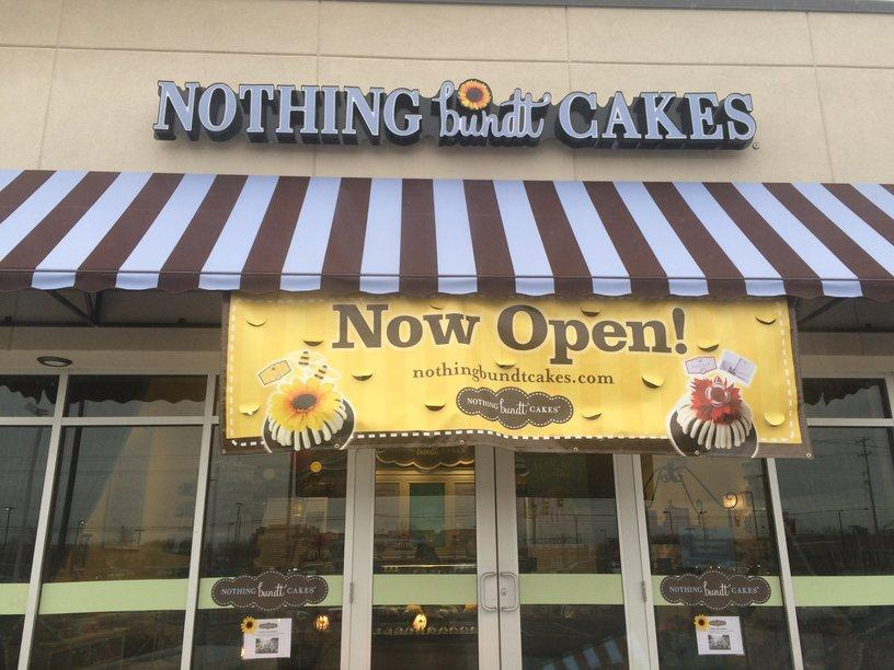 New bakery Nothing Bundt Cakes on 28th Street puts signature cream cheese frosting on every cake