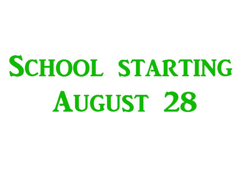 FHPS to start new school year before Labor Day