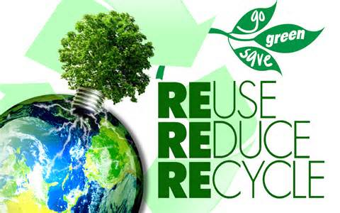 Recycling: a small way to help our world