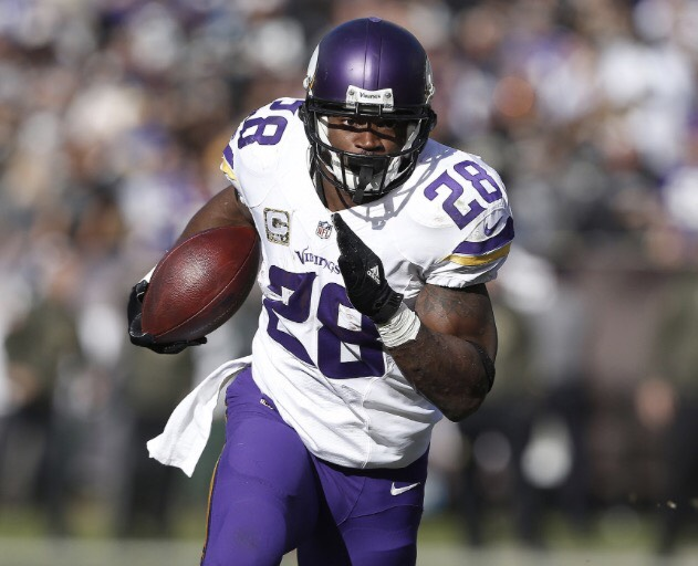 Adrian Peterson: The Story of The Struggle