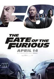 Watching The Fate of the Furious is not all that bad
