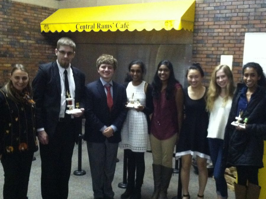 Isabel Varghese's passion for forensics leads her to fourth place win at regionals