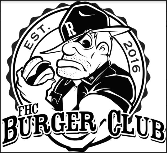 The FHC Burger Club seal of approval