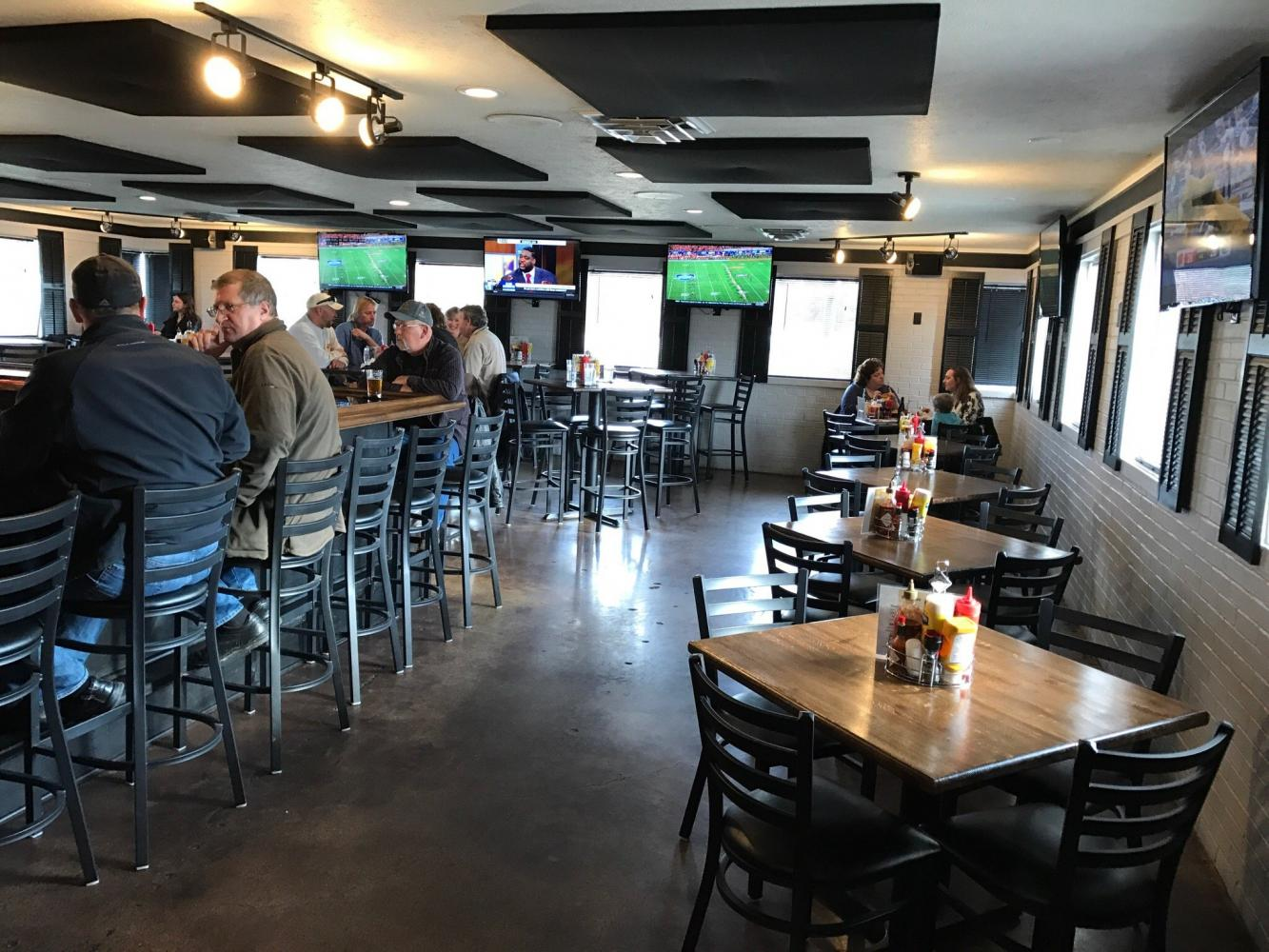 Jenison's new and only bar, The Win, is a bombshell to be added to anyone's bucket list