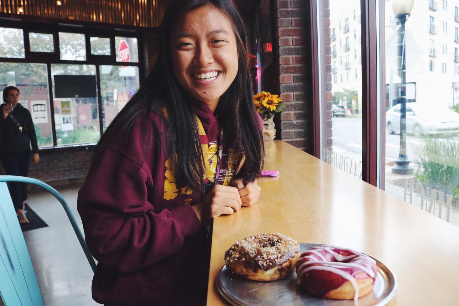 With natural ingredients and bright flavors, Darts Donuts creates noteworthy donuts