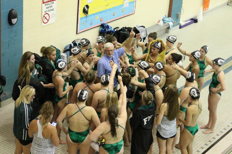 FHC Girls Swim and Dive vs Northview: September 19th 2017