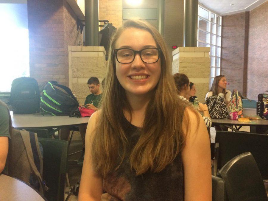 Humans of FHC: Charlotte Delaney