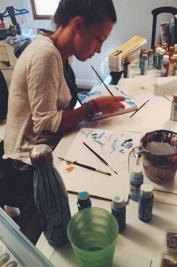Summer Wetherbee explores artistry for her future