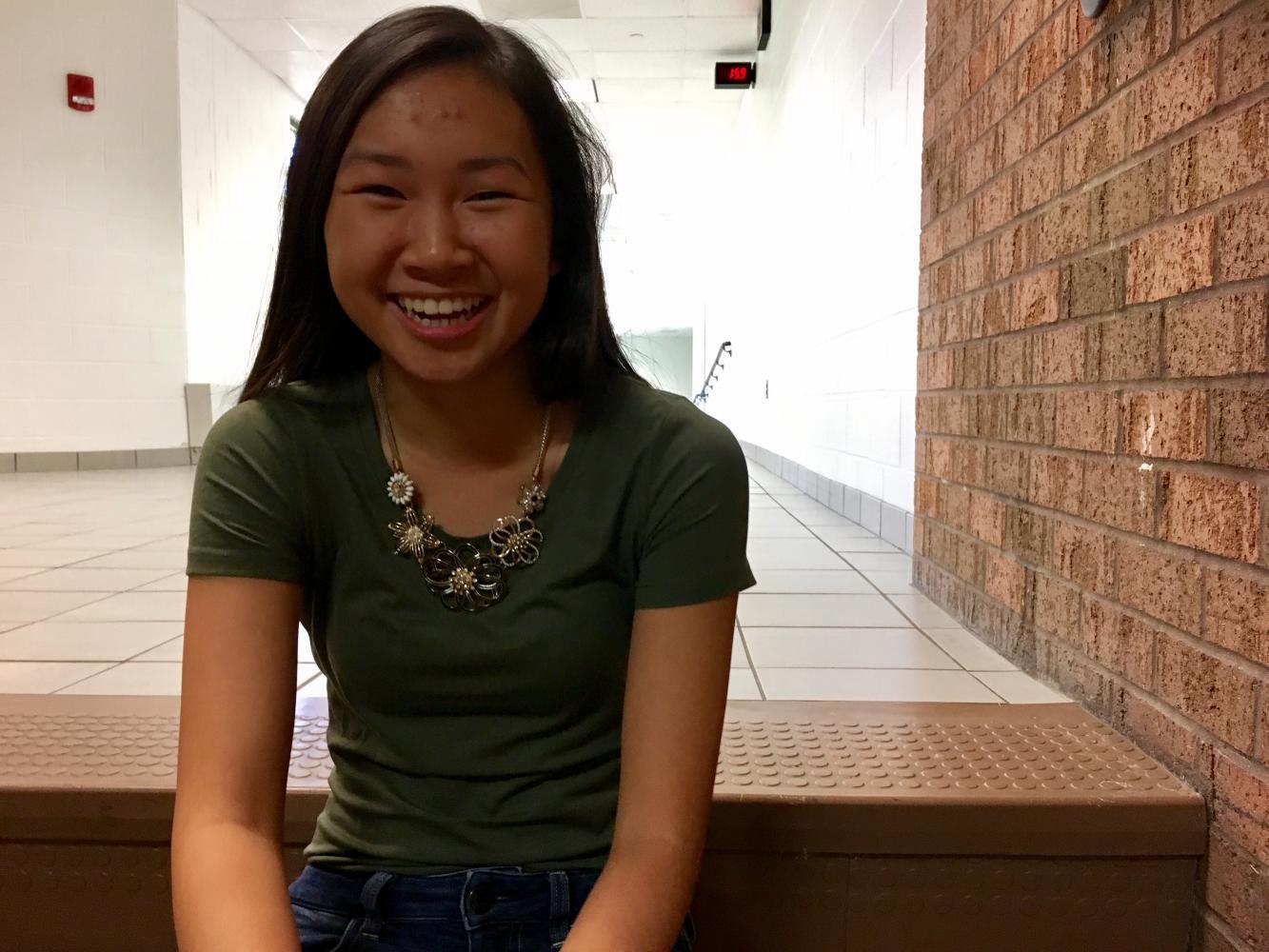 Humans of FHC: Selena Feng