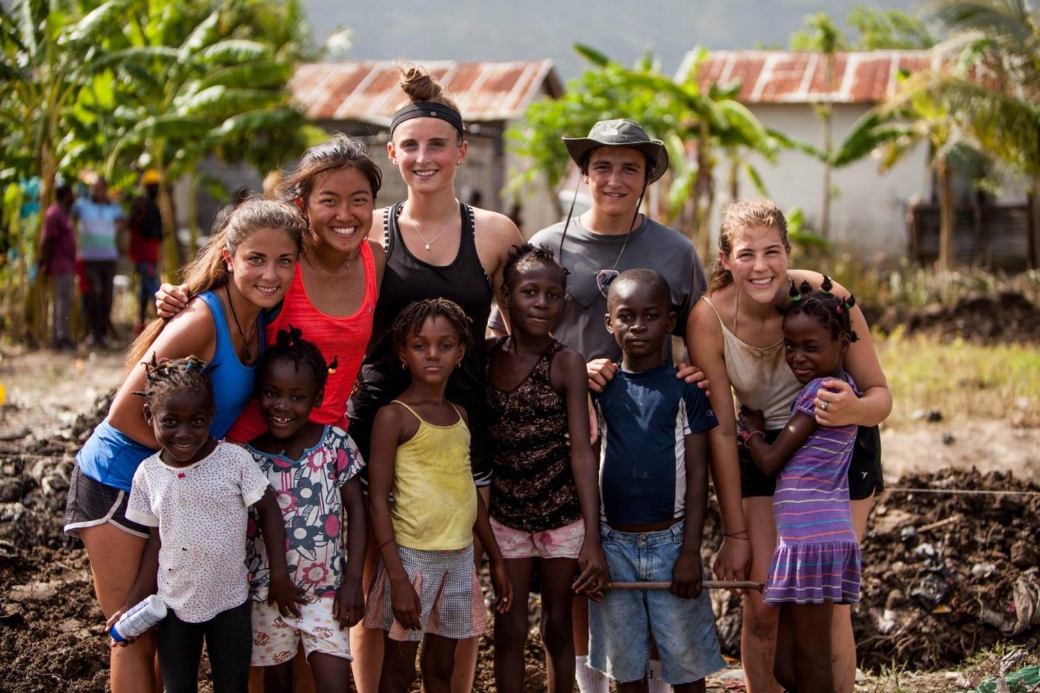 FHC students make a difference in Haiti