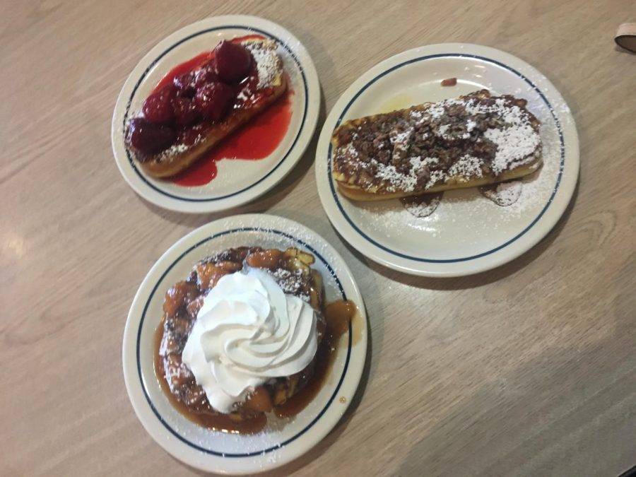 IHOP's new French Toast Doughnuts are a delightful treat