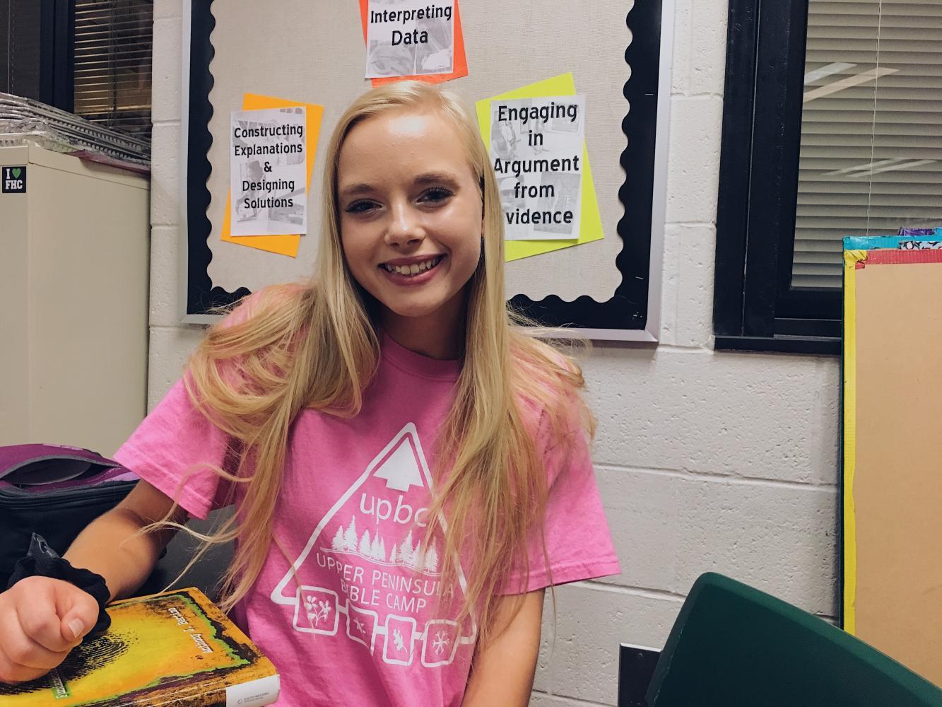 Humans of FHC: Sarah Wordhouse