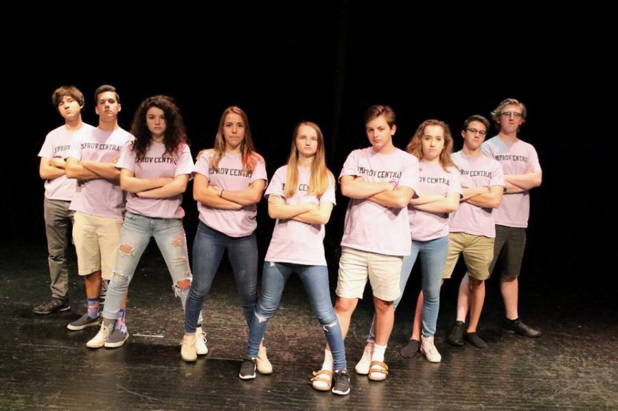 Improv Central: a group of hilariously supportive and close family within FHC