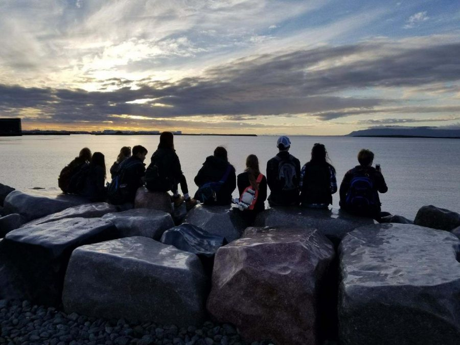FHC+students+travel+to+Iceland