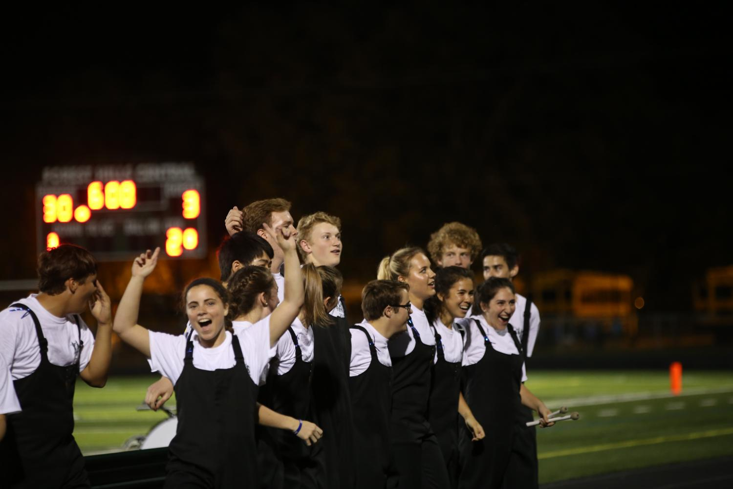 FHC band continues to succeed under new band director