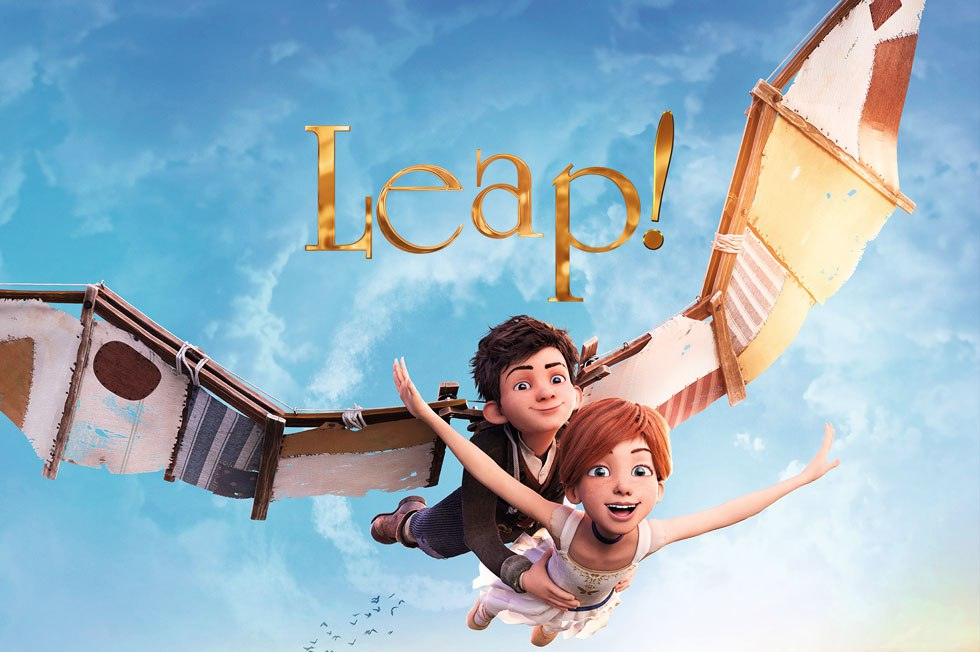 Animated movie Leap! falls short of its ample potential
