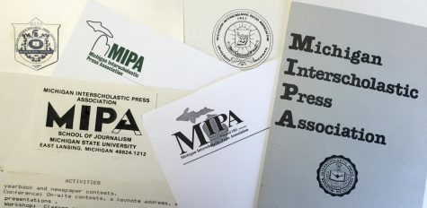 The Central Trend staff wins numerous MIPA awards