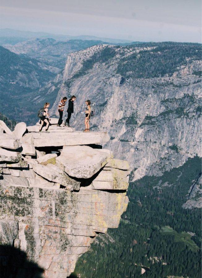 How+hiking+Half-Dome+helped+me