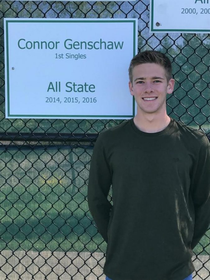 Player profile: Connor Genschaw