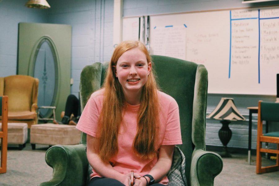 Humans of FHC: Rachel Nicholson