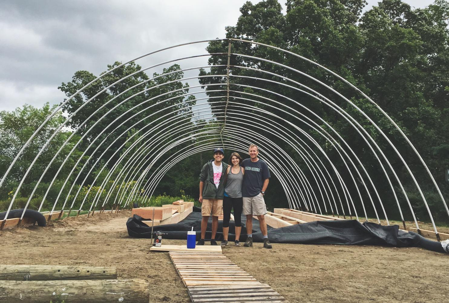FHC's greenhouse strives to improve and connect the community