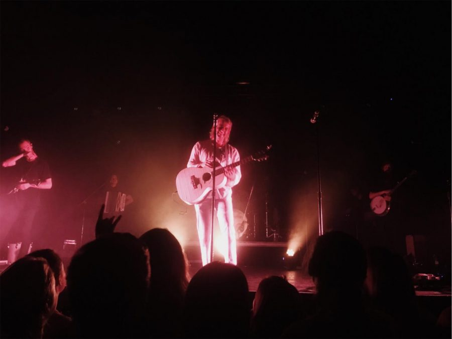Judah+and+the+Lion%27s+passion+shone+brightly+at+their+concert+on+October+1