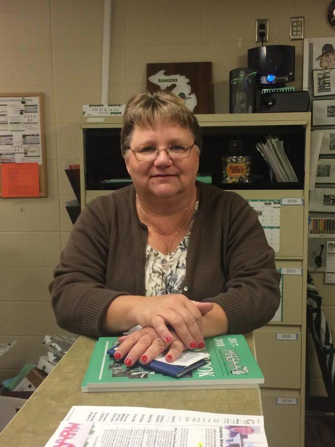 Humans of FHC: Carol Sprys
