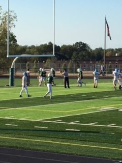 Freshman Football ends the season at a solid 6-3