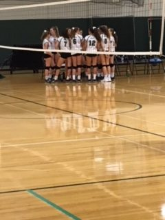 Freshman Volleyball completes an outstanding season, slaughters Ottawa Hills 2-0