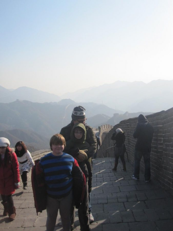 Junior Owen Goebels time spent in China changed his life for the better